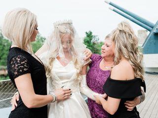 Zatha and Matt's Wedding in Wilmington, North Carolina 27