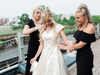 Zatha and Matt's Wedding in Wilmington, North Carolina 32
