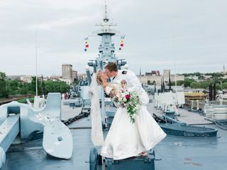 Zatha and Matt's Wedding in Wilmington, North Carolina 42