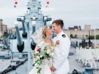 Zatha and Matt's Wedding in Wilmington, North Carolina 43