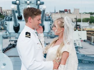 Zatha and Matt's Wedding in Wilmington, North Carolina 46