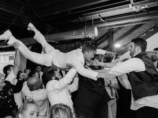 Zatha and Matt's Wedding in Wilmington, North Carolina 51