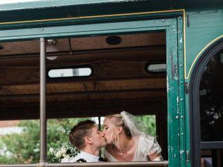 Zatha and Matt's Wedding in Wilmington, North Carolina 64