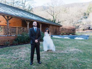 The wedding of Elaina and Clarke 3