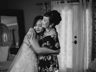 Blair and Thao's Wedding in San Bernardino, California 3