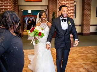 The wedding of Terrica and Braylon 3