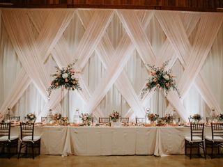 The wedding of McKinsey and Garrett 2