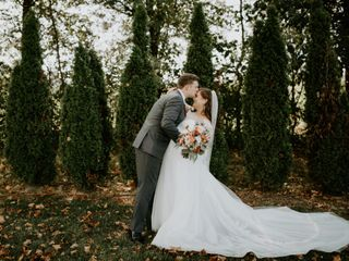 The wedding of McKinsey and Garrett