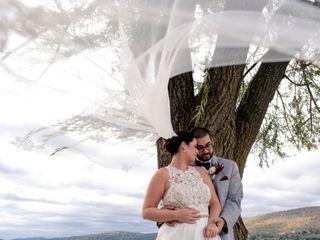 The wedding of Kimberly and Joshua
