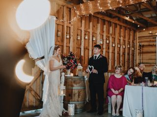 The wedding of Zach and Brianna 2