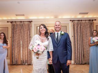 The wedding of Chris and Kim