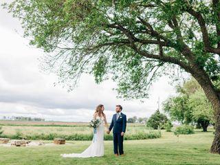 The wedding of Kayla and Michael