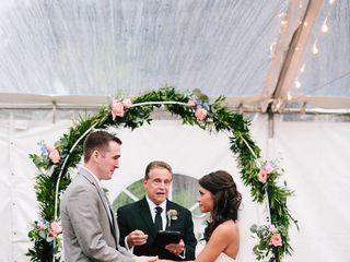 Katie and Travis's Wedding in Orlando, Florida 10