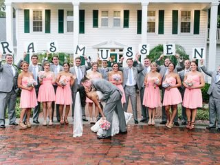 Katie and Travis's Wedding in Orlando, Florida 7