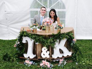 Katie and Travis's Wedding in Orlando, Florida 16