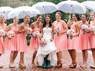 Katie and Travis's Wedding in Orlando, Florida 5