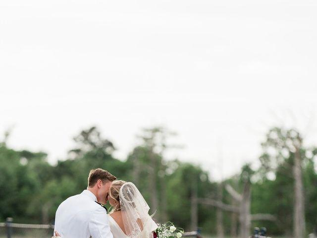 Zatha and Matt's Wedding in Wilmington, North Carolina 3