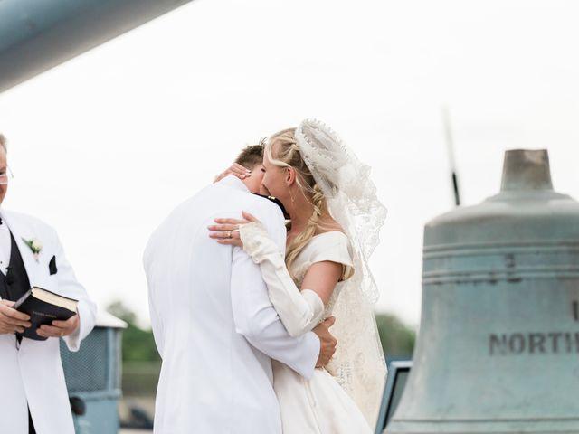 Zatha and Matt's Wedding in Wilmington, North Carolina 4