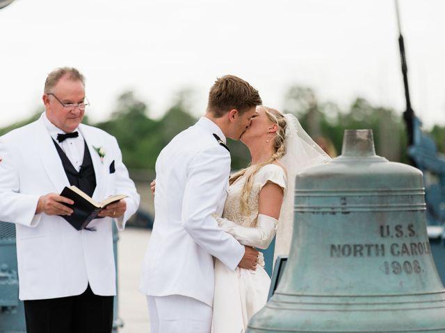 Zatha and Matt's Wedding in Wilmington, North Carolina 6