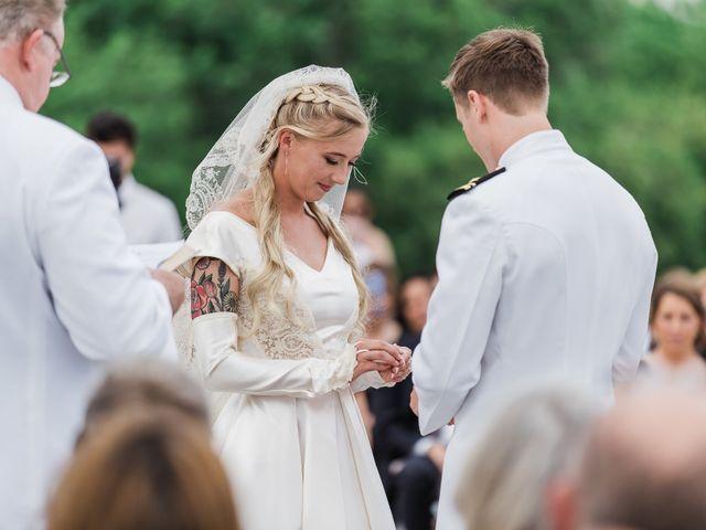Zatha and Matt's Wedding in Wilmington, North Carolina 7