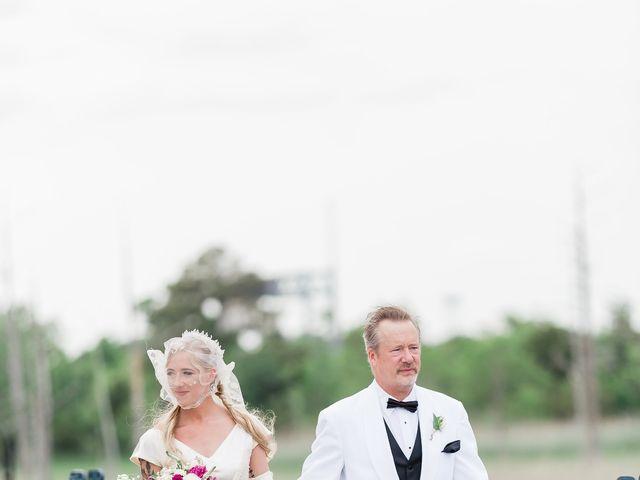 Zatha and Matt's Wedding in Wilmington, North Carolina 11