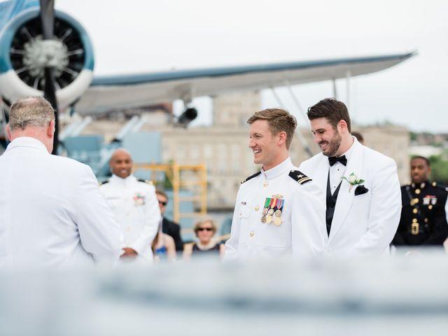 Zatha and Matt's Wedding in Wilmington, North Carolina 12
