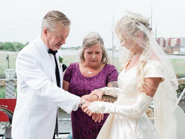 Zatha and Matt's Wedding in Wilmington, North Carolina 21