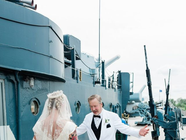 Zatha and Matt's Wedding in Wilmington, North Carolina 24