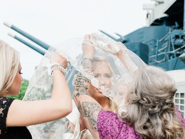Zatha and Matt's Wedding in Wilmington, North Carolina 30