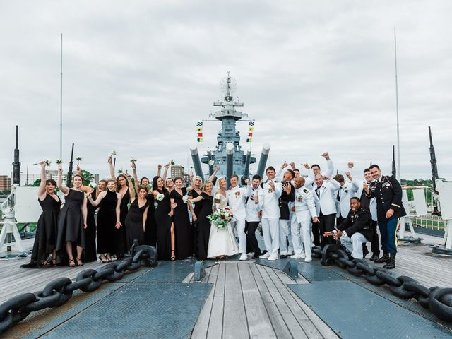 Zatha and Matt's Wedding in Wilmington, North Carolina 1