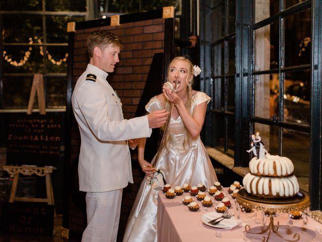 Zatha and Matt's Wedding in Wilmington, North Carolina 54