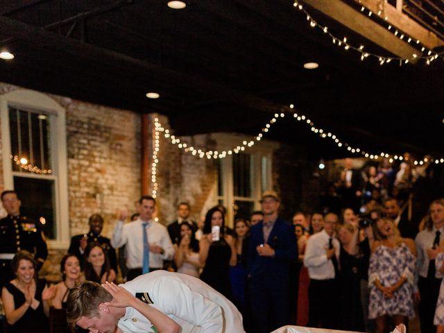 Zatha and Matt's Wedding in Wilmington, North Carolina 56