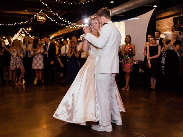Zatha and Matt's Wedding in Wilmington, North Carolina 58