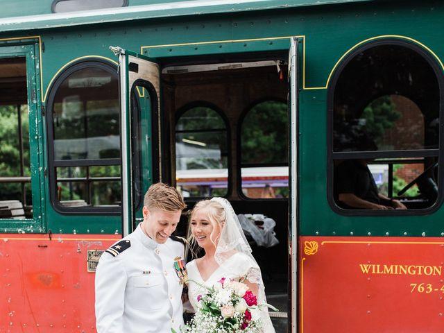 Zatha and Matt's Wedding in Wilmington, North Carolina 65