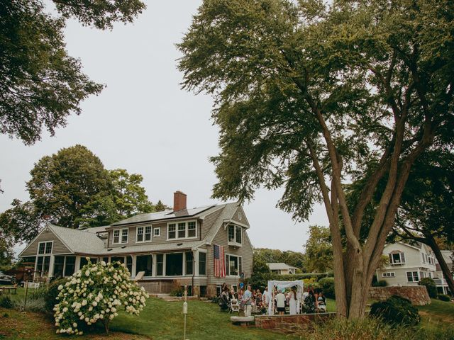 Will and Amy's Wedding in Beverly, Massachusetts 5