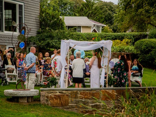 Will and Amy's Wedding in Beverly, Massachusetts 6