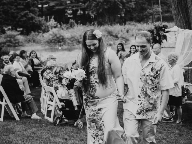 Will and Amy's Wedding in Beverly, Massachusetts 8