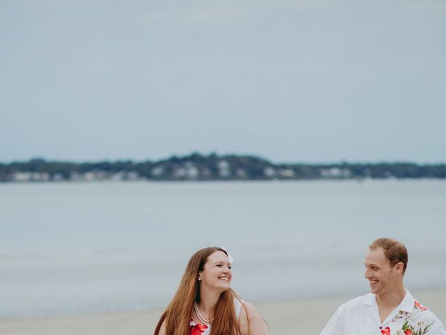 Will and Amy's Wedding in Beverly, Massachusetts 14