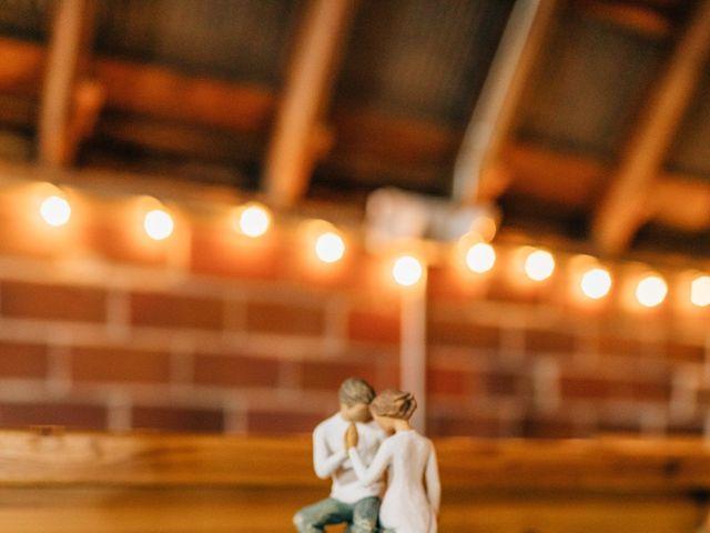 Michael and Kayla's Wedding in Dallas Center, Iowa 4