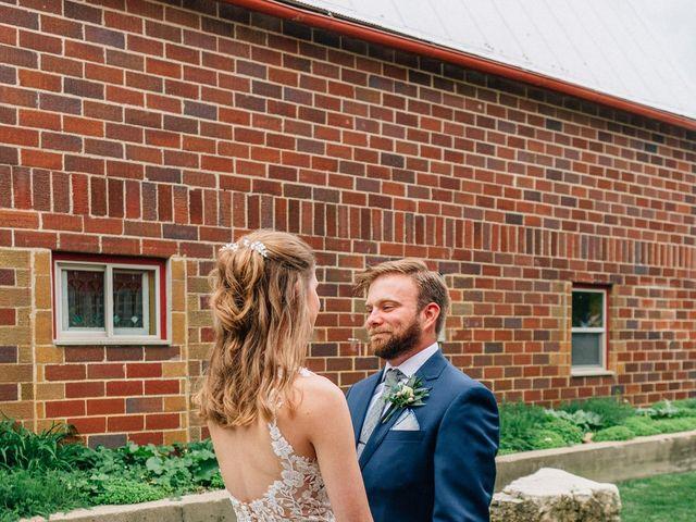 Michael and Kayla's Wedding in Dallas Center, Iowa 9