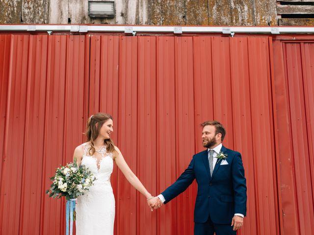 Michael and Kayla's Wedding in Dallas Center, Iowa 10