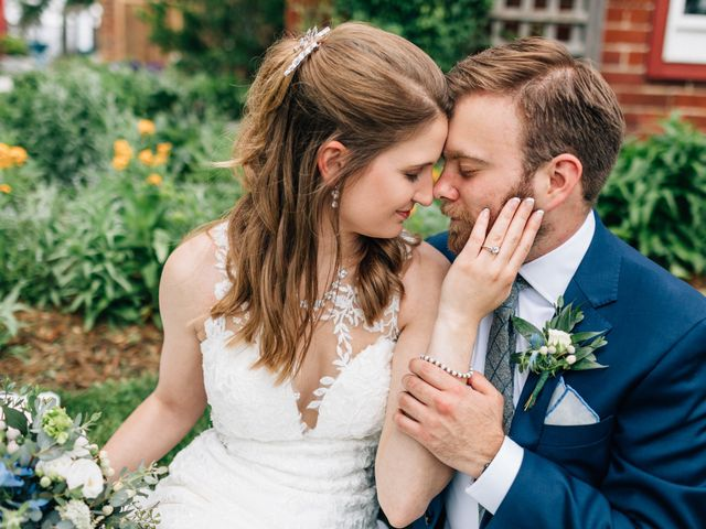 Michael and Kayla's Wedding in Dallas Center, Iowa 16