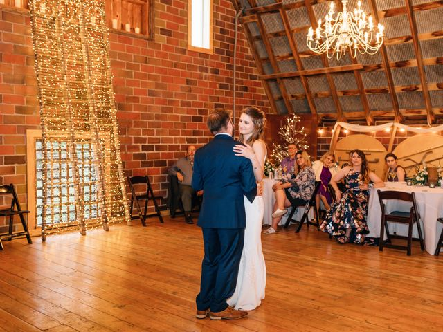 Michael and Kayla's Wedding in Dallas Center, Iowa 17