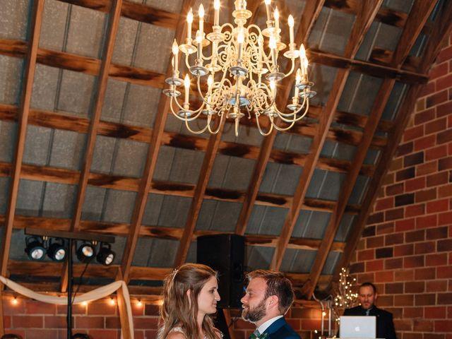 Michael and Kayla's Wedding in Dallas Center, Iowa 18