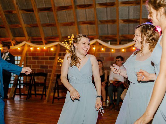 Michael and Kayla's Wedding in Dallas Center, Iowa 19