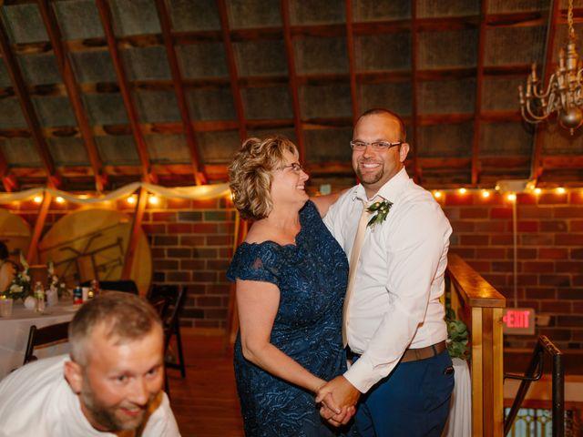 Michael and Kayla's Wedding in Dallas Center, Iowa 20