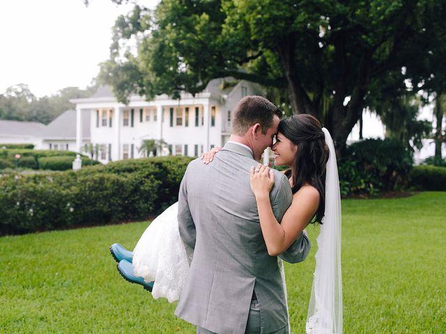 Katie and Travis's Wedding in Orlando, Florida 18