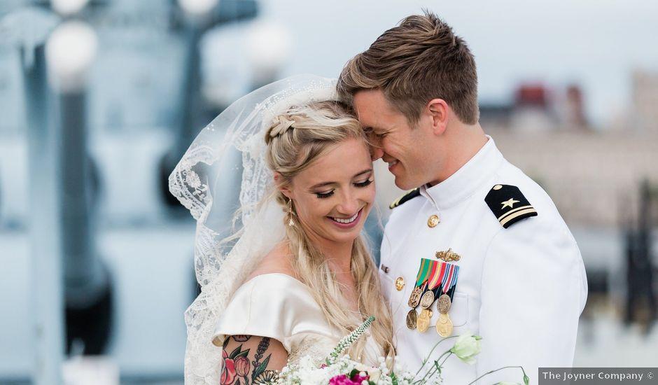 Zatha and Matt's Wedding in Wilmington, North Carolina