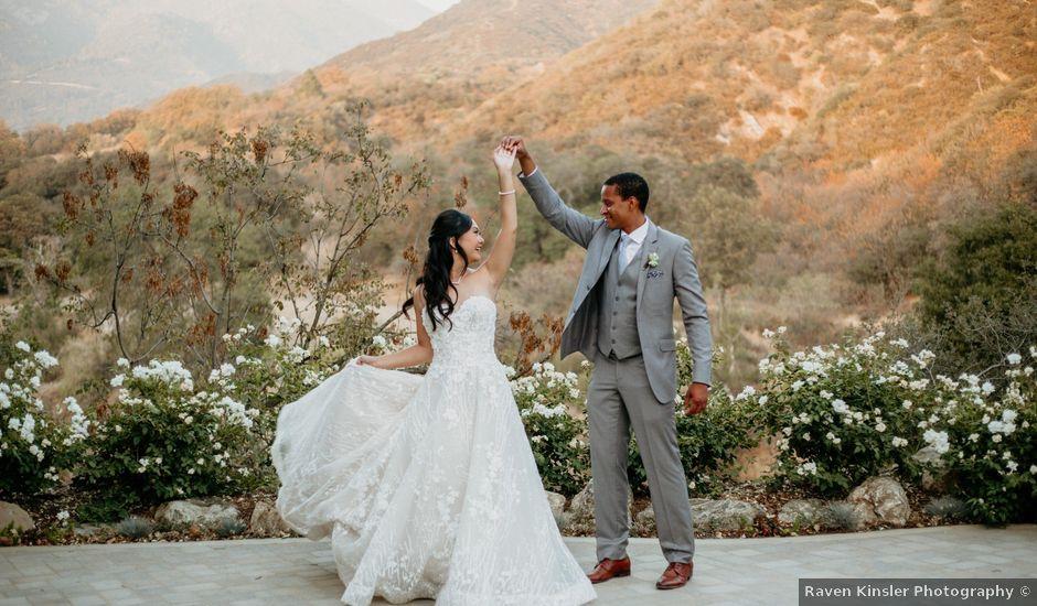 Blair and Thao's Wedding in San Bernardino, California
