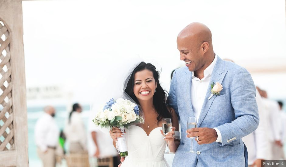 Robert and Mila's Wedding in Punta Cana, Dominican Republic